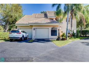 Property for sale at 16332 Malibu Dr Unit: 16, Weston,  Florida 33326