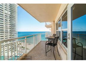 Property for sale at 3850 Galt Ocean Dr Unit: 1409, Fort Lauderdale,  Florida 33308