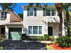 Property for sale at 6011 Plum Isle Way Unit: 448-7, Tamarac,  Florida 33321