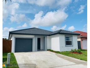 Property for sale at 14315 SW 177th Ter, Miami,  Florida 33177