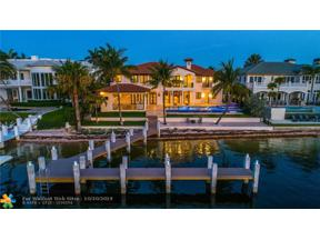 Property for sale at 3750 NE 31st Ave, Lighthouse Point,  Florida 33064