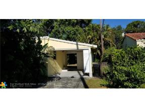 Property for sale at 419 NE 16th Ave, Fort Lauderdale,  Florida 33301