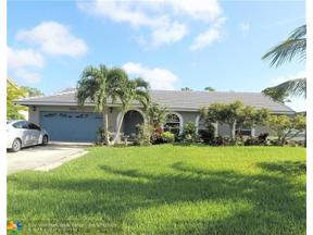Property for sale at 11841 NW 24th St, Plantation,  Florida 33323