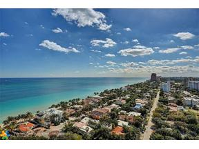 Property for sale at 3100 N Ocean Blvd Unit: 2107, Fort Lauderdale,  Florida 33308