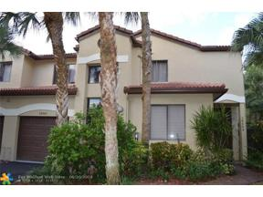Property for sale at 10545 NW 10th St Unit: D-128, Plantation,  Florida 33322