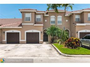 Property for sale at 786 NW 132nd Ave, Plantation,  Florida 33325