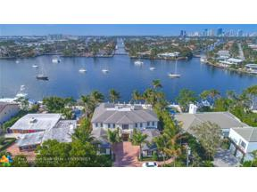 Property for sale at 1331 E Lake Dr, Fort Lauderdale,  Florida 33316