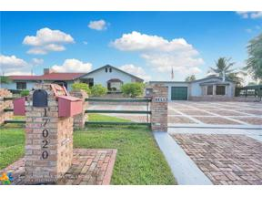 Property for sale at 17020 SW 62nd St, Southwest Ranches,  Florida 33331