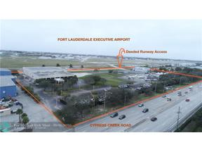 Property for sale at 1200-1400 W Cypress Creek Rd, Fort Lauderdale,  Florida 33309
