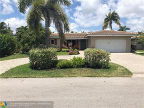 Property for sale at 4031 NE 17th Ave, Oakland Park,  Florida 33334