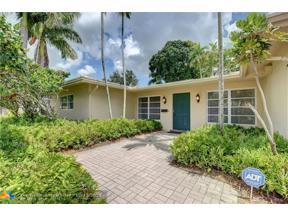 Property for sale at 2571 NE 43rd St, Fort Lauderdale,  Florida 33308