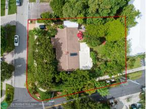 Property for sale at 459 NE 17th Way, Fort Lauderdale,  Florida 33301