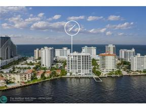 Property for sale at 321 N Birch Rd Unit: 1003, Fort Lauderdale,  Florida 33304