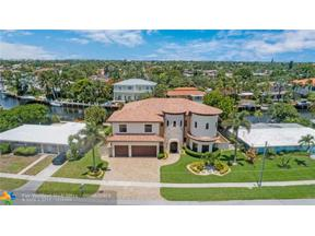 Property for sale at 4901 NE 27th Ter, Lighthouse Point,  Florida 33064