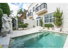 Property for sale at 1107 NE 2nd St, Fort Lauderdale,  Florida 33301