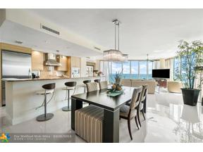 Property for sale at 1 N Ocean Blvd Unit: 906, Pompano Beach,  Florida 33062