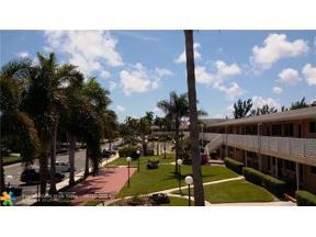 Property for sale at 600 Layne Blvd Unit: 116, Hallandale,  Florida 33009