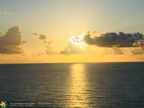 Property for sale at 5100 N Ocean Blvd Unit: 1412, Lauderdale By The Sea,  Florida 33308