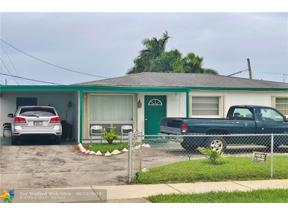 Property for sale at 1400 NW 33rd Way, Lauderhill,  Florida 33311