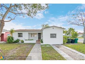 Property for sale at 273 SW 15th St, Dania Beach,  Florida 33004