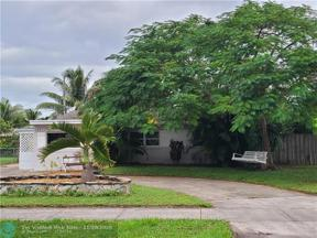 Property for sale at 681 NE 56th Ct, Oakland Park,  Florida 33334