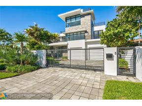 Property for sale at 2605 N Atlantic Blvd, Fort Lauderdale,  Florida 33308