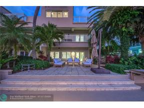 Property for sale at 57 Hendricks Isle, Fort Lauderdale,  Florida 33301