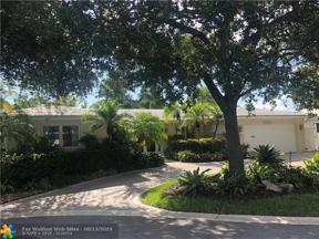 Property for sale at 5240 NE 29th Avenue, Fort Lauderdale,  Florida 33308