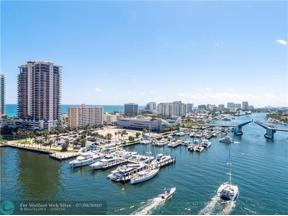 Property for sale at 100 S Birch Rd Unit: 1803, Fort Lauderdale,  Florida 33316