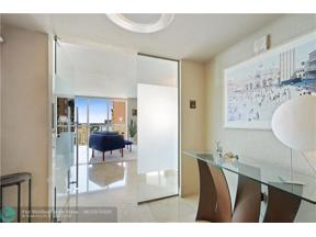 Property for sale at 101 S Ft Lauderdale Beach Unit: 2206, Fort Lauderdale,  Florida 33316