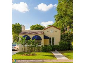 Property for sale at 1143 Venetia Ave, Coral Gables,  Florida 33134