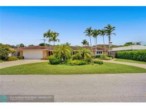 Property for sale at 2709 NE 34th St, Fort Lauderdale,  Florida 33306