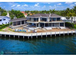 Property for sale at 60 Isla Bahia Dr, Fort Lauderdale,  Florida 33316