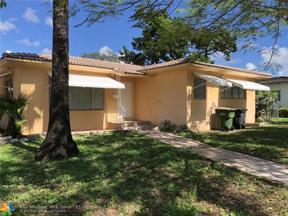 Property for sale at 1305 NE 135th St, North Miami,  Florida 33161