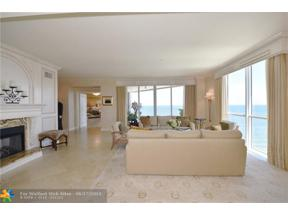 Property for sale at 1460 S Ocean Blvd Unit: 1501, Lauderdale By The Sea,  Florida 33062