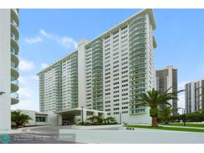 Property for sale at 3410 Galt Ocean Dr Unit: 1106N, Fort Lauderdale,  Florida 33308