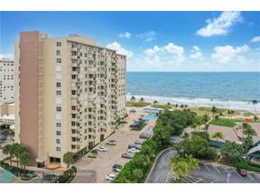 Property for sale at 2000 S Ocean Blvd Unit: 4N, Lauderdale By The Sea,  Florida 33062