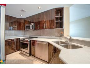 Property for sale at 1900 Oceanwalk Ln Unit: 108, Lauderdale By The Sea,  Florida 33062