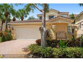 Property for sale at 1517 Passion Vine Cir Unit: 1517, Weston,  Florida 33326