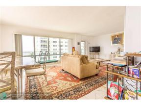 Property for sale at 3410 Galt Ocean Drive Unit: 702N, Fort Lauderdale,  Florida 33308
