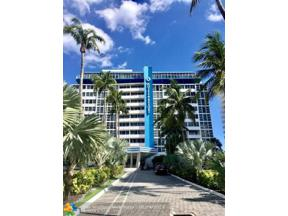 Property for sale at 4040 Galt Ocean Dr Unit: 811, Fort Lauderdale,  Florida 33308