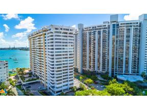 Property for sale at 11 Island Ave Unit: 1112, Miami Beach,  Florida 33139