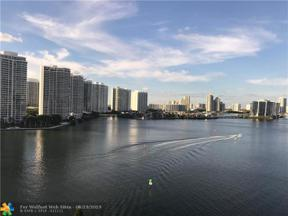 Property for sale at 301 174th St Unit: 1402, Sunny Isles Beach,  Florida 33160