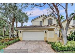 Property for sale at 1638 Passion Vine Cir Unit: 31-3, Weston,  Florida 33326