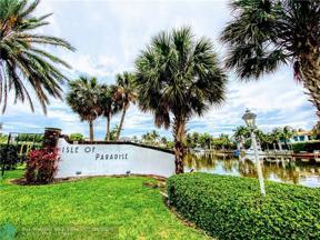 Property for sale at 455 Paradise Isle Blvd Unit: 402, Hallandale,  Florida 33009