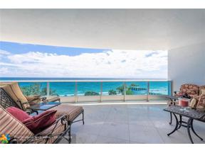 Property for sale at 1600 S Ocean Blvd Unit: 403, Lauderdale By The Sea,  Florida 33062