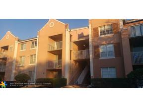 Property for sale at 655 SW 111Th Way Unit: 307, Pembroke Pines,  Florida 33025