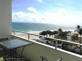 Property for sale at 4040 Galt Ocean Dr Unit: 418, Fort Lauderdale,  Florida 33308