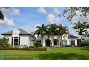 Property for sale at 12525 SW 15th Mnr, Davie,  Florida 33325
