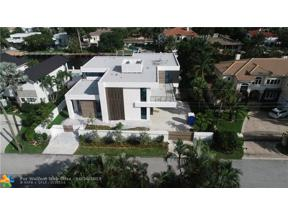 Property for sale at 31 Pelican Dr, Fort Lauderdale,  Florida 33301